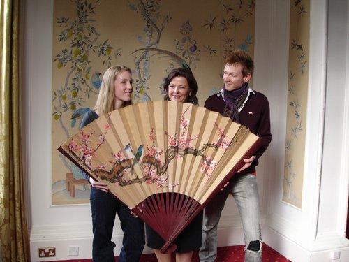 Cabinet Secretary visits Confucius Institute